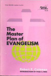 The Master Plan of Evangelism-Robert E. Coleman-0800750071_29th 1980