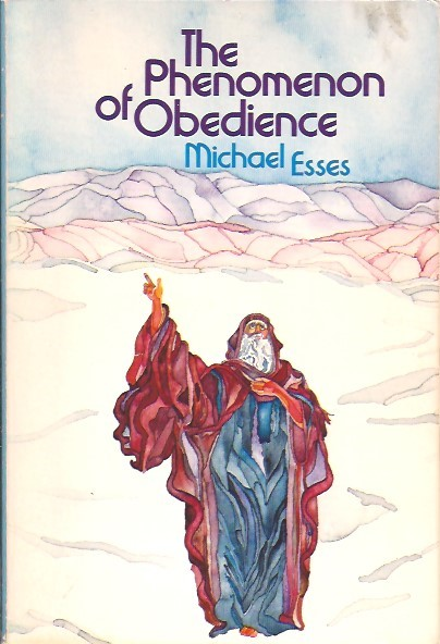 The Phenomenon of Obedience-Michael Esses-0882700855