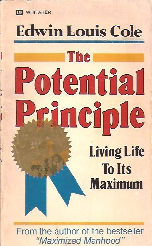 The Potential Principle-Living Life to its Maximum-Edwin Louis Cole-0883681447