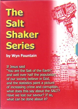 The Salt Shaker Series by Wyn Fountain
