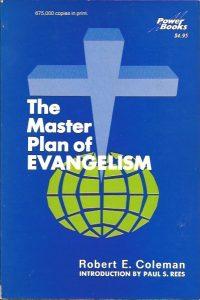 The master plan of evangelism-Robert E. Coleman-0800750071_32th 1982