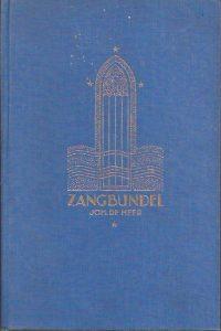 Zangbundel Joh. De Heer- No. 1, 853 (19e uitg. (186e-200e duizend)