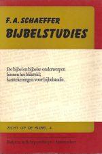 25 Bijbelstudies-Zicht op de bijbel 4-F.A. Schaeffer-9060641809-2e druk