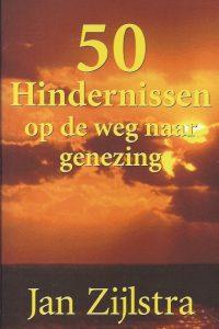 50 hindernissen op de weg naar genezing-Jan Zijlstra-907615208X