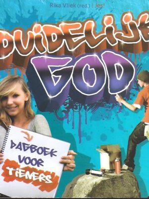 Duidelijk God, dagboek voor tieners-Rika Vliek-Jes!-9789023924296