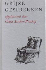 Grijze gesprekken afgeluisterd door Clara Asscher-Pinkhof-9025800521
