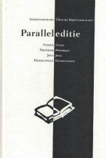 Paralleleditie 1-NBG-9050309879