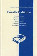 Paralleleditie II-NBG-9065390030