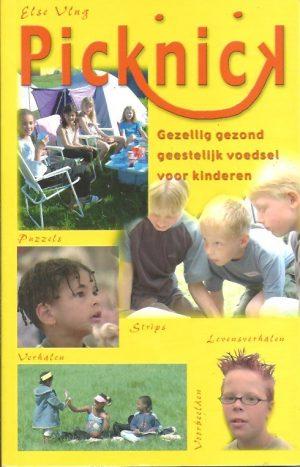 Picknick, gezellig gezond geestelijk voedsel voor kinderen-Else Vlug-9076880867-9789076880860