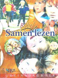 Samen bijbel lezen-Gezinsdagboek-rood-IBB-9789032306731