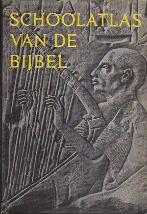 Schoolatlas van de Bijbel-Luc.H. Grollenberg-1962