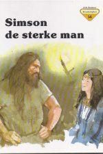 Simson de sterke man-Penny Frank-9033823276-9789033823275
