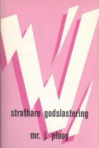 Strafbare godslastering-J. Plooy-9060646568