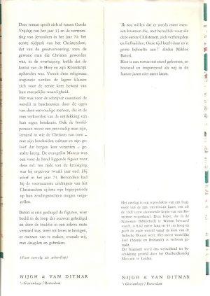 Tot aan de uitersten der aarde-het verhaal van de apostelen-Miklos Batorie_Tekst