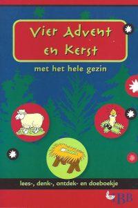 Vier advent en kerst met het hele gezin-IBB-Anette Doggen-9789032317218