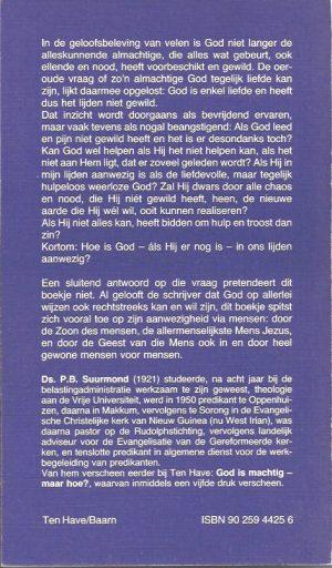 Waar is uw God-Ds. P.B. Suurmond-9025944256_B
