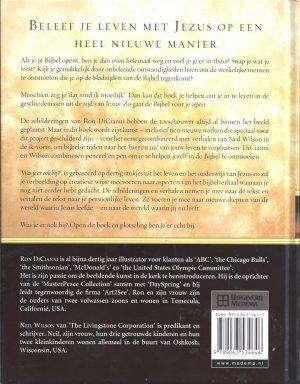 Was je er ook bij-ontmoet jezelf bij Jezus-Ron DiCianni-Neil Wilson-9063534647-9789063534646_B