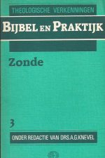 Zonde-Theologische Verkenningen 3-A.G. Knevel-9024248450