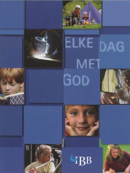Elke dag met God, Blauw-IBB-9032306030-7e druk 1995