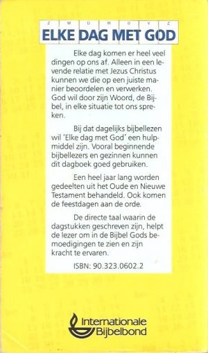 Elke dag met God, Geel-9032306022-1e druk 1991_B