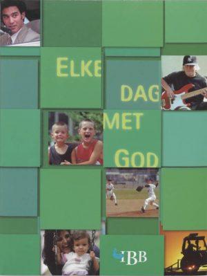 Elke dag met God, Groen-9032306014-5e druk 1991