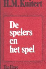 De spelers en het spel-H.M. Kuitert-902592011X-9e druk
