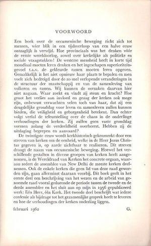 Eenheid in de chaos der kerken-W.F. Golterman_VW