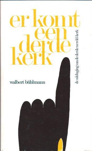 Er komt een derde kerk-Walbert Buhlmann-9030400889
