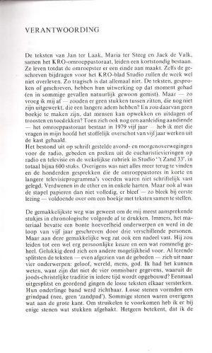 Om ons heen, teksten uit de omroepparochie-De Horstink en de KRO_Inl