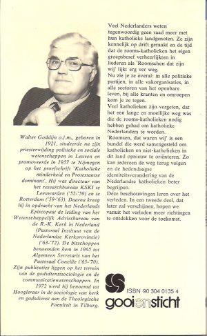 Roomsen dat waren wij-Walter Goddijn-9030401354_B
