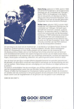 Wereldliteratuur en religie-Hans Kung, Walter Jens-9030403675_B
