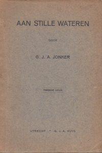 Aan Stille Wateren-G.J.A. Jonker_2e druk 1915