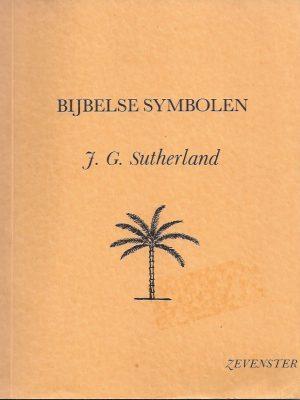 Bijbelse symbolen-J.G. Sutherland-9070414295