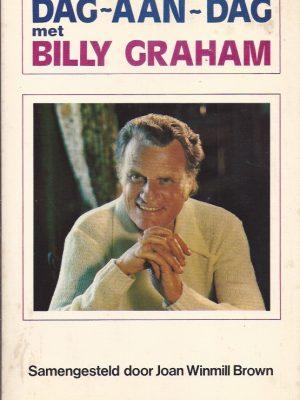 Dag-aan-dag met Billy Graham-een dagboek voor de stille tijd-Joan Winmill Brown