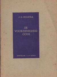 De Voorzienigheid Gods-J.G. Feenstra
