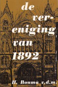 De vereniging van 1892-H. Bouma
