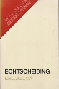 Echtscheiding-Dr. J. Douma-9066510730-9789066510739