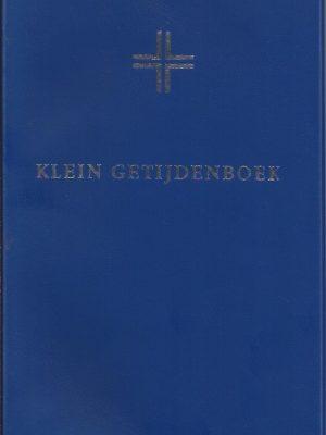 Klein Getijdenboek-De liturgie van de uren-9068586459