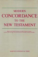 Modern Concordance To The New Testament-Michael Darton-0232513309