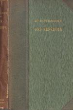 Ons Kerkboek-H.H. Barger-J.M. Bredee 1907