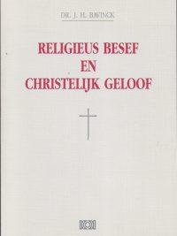 Religieus besef en christelijk geloof-J.H. Bavinck-9024249163