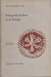 Scheppend denken in de liturgie-J. Letschert