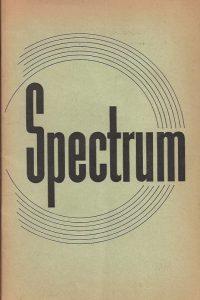 Spectrum, bundel schetsen voor de Gereformeerde Vrouwenvereniging 1962