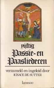 Vijftig passie- en paasliederen-Ignace De Sutter-9020911309