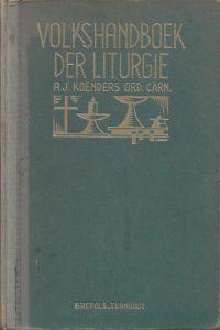 Volkshandboek der liturgie-A.J. Koenders-2e druk 1939