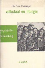 Volkstaal en liturgie-Paul Winninger-woord en beleving 12