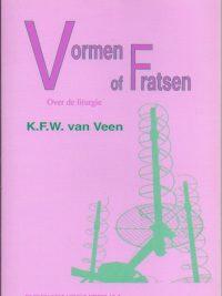 Vormen of fratsen-Kasper van Veen-9023916719