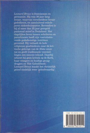 Wat & Hoe geloven-een kritisch geloofsboek-Herziene Uitgave-Leonard Broux-9052321019_B
