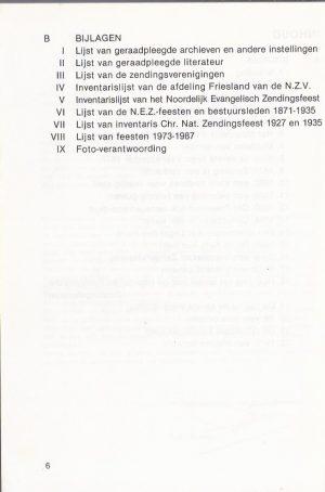 Zendingsfeesten en Veenkloosterbos, 1877-1987-S.J. Seinen-907197703X_Bijlagen
