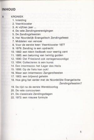 Zendingsfeesten en Veenkloosterbos, 1877-1987-S.J. Seinen-907197703X_Inhoud